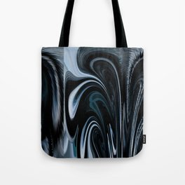Inversion Mushroom With A Flip And Fluff Tote Bag