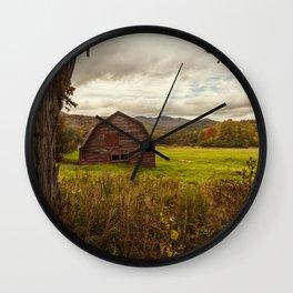 an adirondack icon Wall Clock