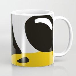 Linux tux Penguin eyes Coffee Mug