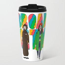 Broad City - Mushrooms Travel Mug