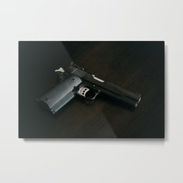 Freedom in Your Hand - 1911 .45 ACP Metal Print