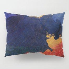 Paint Splash Pillow Sham