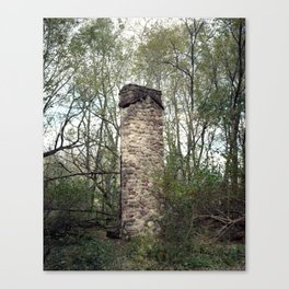 Orphans 6 Canvas Print