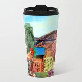 San Francisco City Chicken Travel Mug