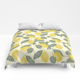 Citrus Pattern Comforters