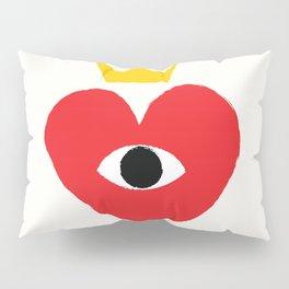 King of my heart Pillow Sham