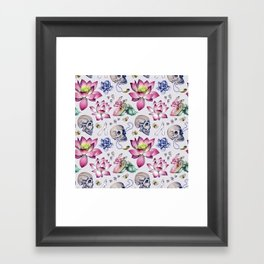 KARIN RAINBOW Framed Art Print