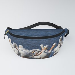 Let's Hold Onto Each Other Fanny Pack