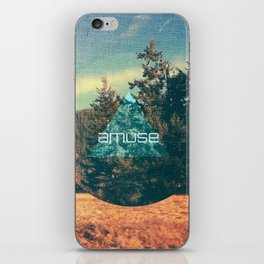 Amuse iPhone Skin