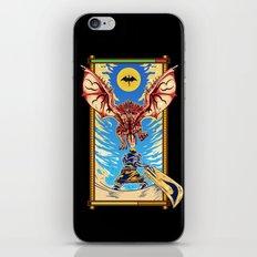Epic Monster Hunter iPhone & iPod Skin