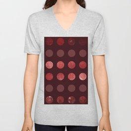 Larger Dots-A-Plenty Unisex V-Neck