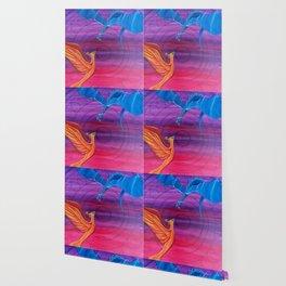 Everlasting Love - Dragon and Phoenix Wallpaper