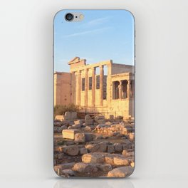 The Acropolis in Athens, Greece iPhone Skin