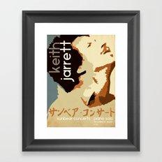 Jarrett Framed Art Print