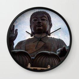 Tian Tan Buddha, Hong Kong Wall Clock