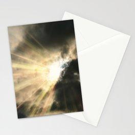 Dramatic sky Stationery Cards