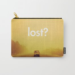 lost? Carry-All Pouch