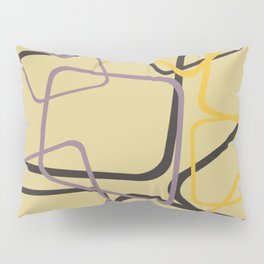 Mid Century 2020 Pillow Sham