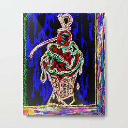 love is sweeter Metal Print