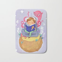 Travel to another worlds Bath Mat