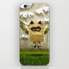 Fly try iPhone & iPod Skin