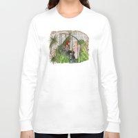 the mortal instruments Long Sleeve T-shirts featuring The Mortal Instruments by Naineuh