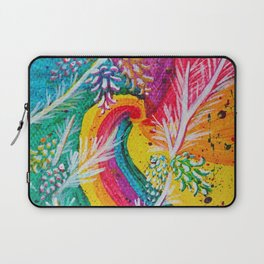 Leaves on the World Tree: Catalan Pine Laptop Sleeve