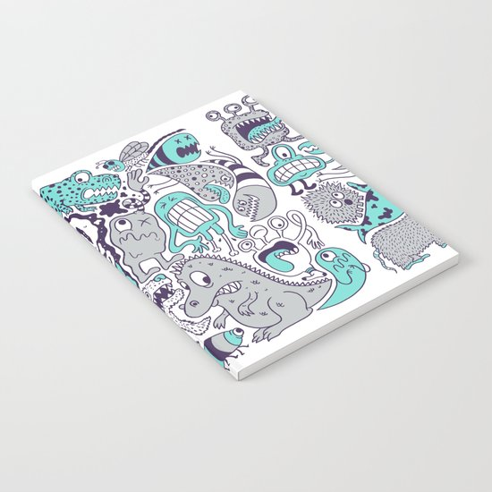 Bleeding Ink Notebook