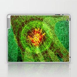Talk To The Hand Laptop & iPad Skin