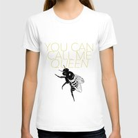 lorde T-shirts featuring Queen Bee by kirstenariel