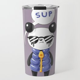 Sup Panda Travel Mug