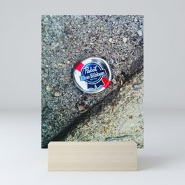 Just the Cap Mini Art Print