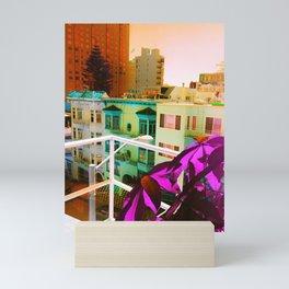 Splendorous San Fransisco Mini Art Print