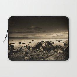 North Beach B&W Laptop Sleeve