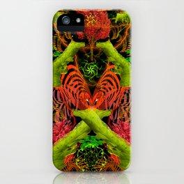 Caterpillar Love Meetup iPhone Case