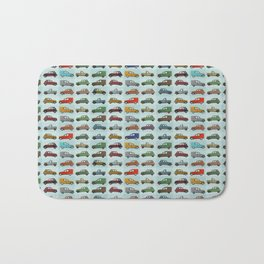 2CV's - more Bath Mat