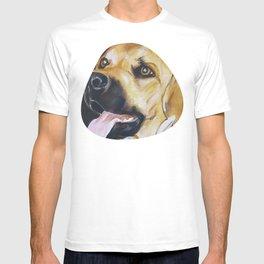 Mans Best Friend - Dog in Suit T-shirt