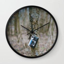 Kodak Instamatic Wall Clock