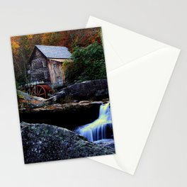 Old Grist Mill Stationery Cards