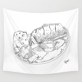 Bread & Butter Wall Tapestry