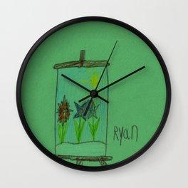 #3. Artist's Result Wall Clock
