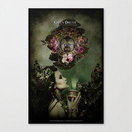Green Dream Canvas Print