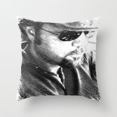 Me Throw Pillow