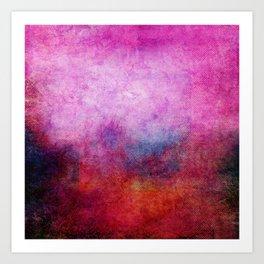 Square Composition X Art Print
