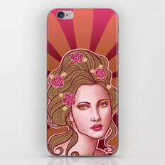 Amelia iPhone & iPod Skin
