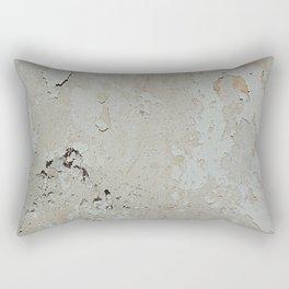 Old Wall Rectangular Pillow
