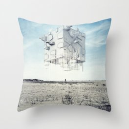 Strange Things Throw Pillow