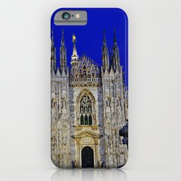 The Lion and Duomo iPhone Case