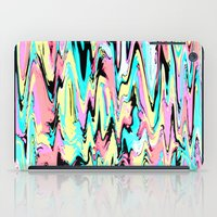 the strokes iPad Cases featuring Abstract Strokes by Jenna Davis Designs