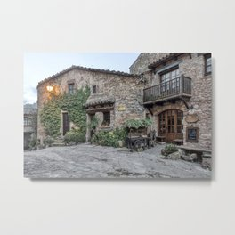 El Celler de Mura (Catalonia) Metal Print